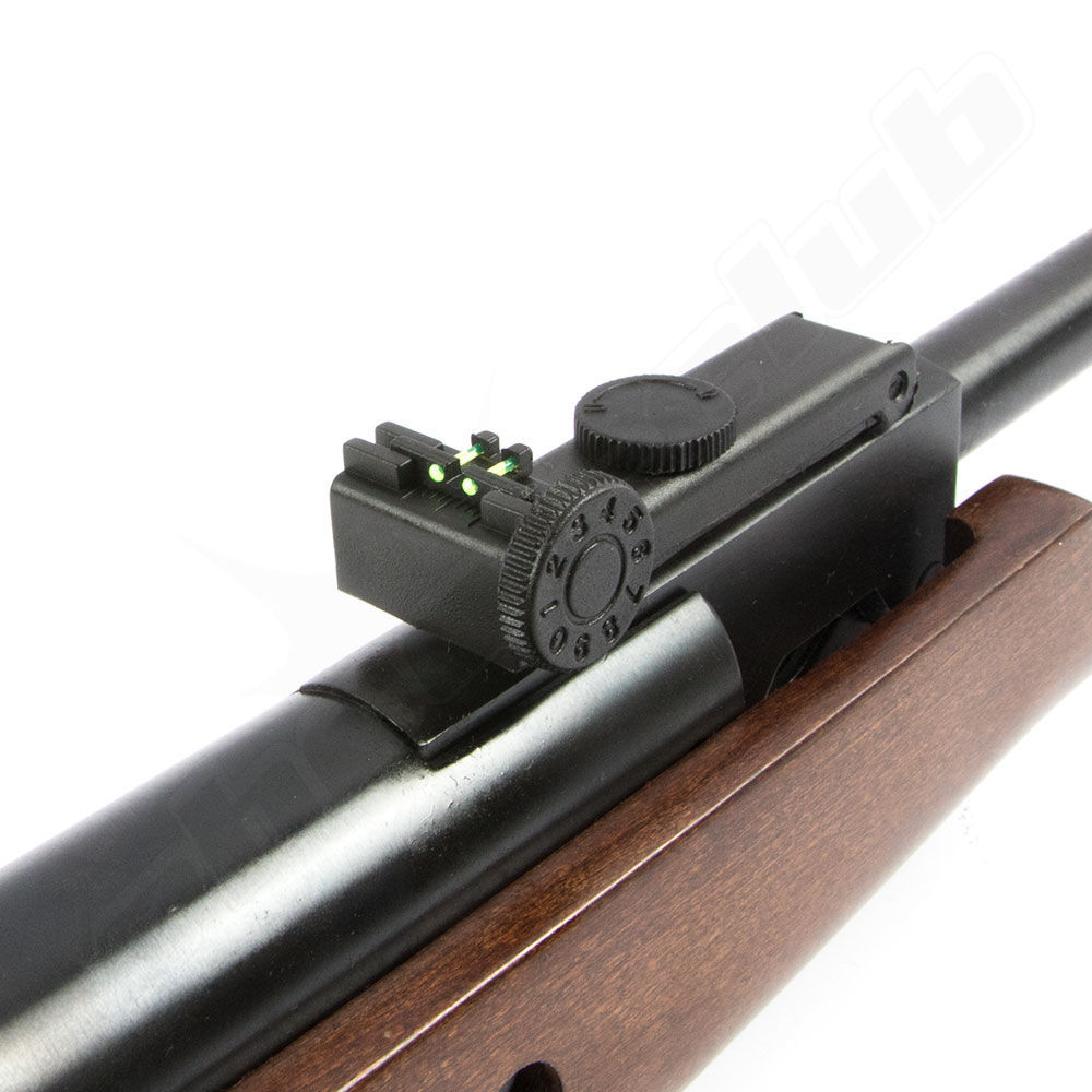 DIANA Two Fifty 250 Luftgewehr 4,5mm Diabolos Biathlon-Set Bild 5