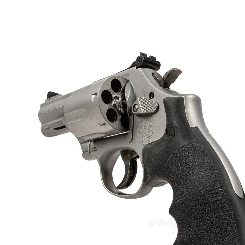 Smith & Wesson Revolver 686 Security Special 3 Zoll Kaliber .357Mag Bild 3