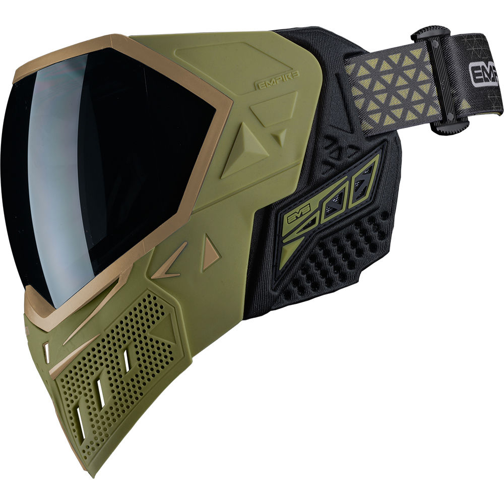 Empire EVS Thermal Maske, Paintball / Airsoft, Olive / Tan Bild 5