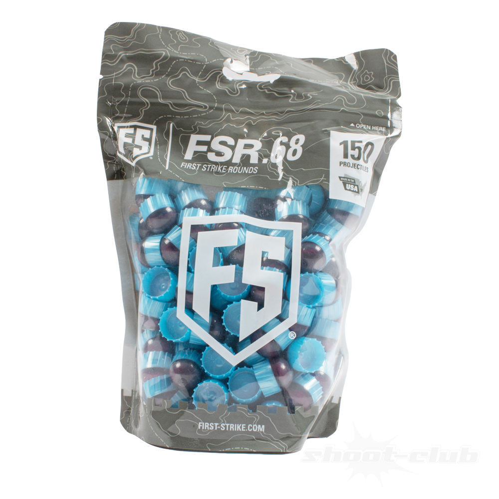 Tiberius First Strike FSR 600er Pack Smoke / Blue / Pink Bild 3