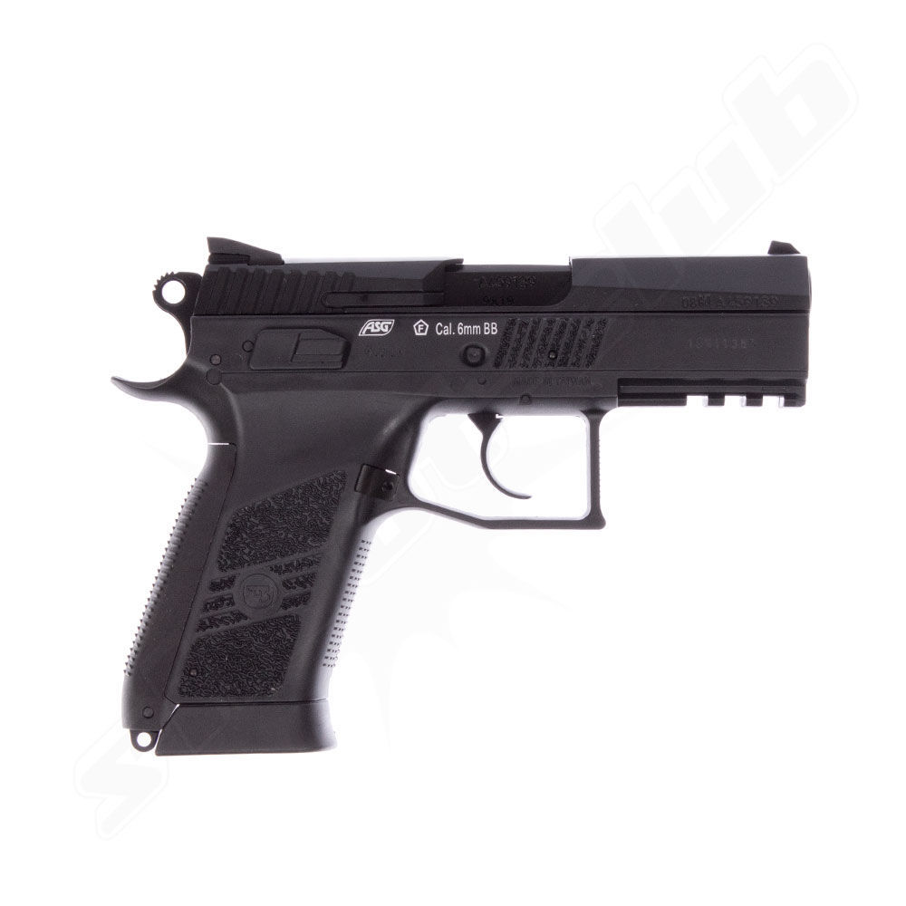 CZ 75 P-07 Duty Co2 Airsoft-Pistole ASG 6 mm BB Bild 2
