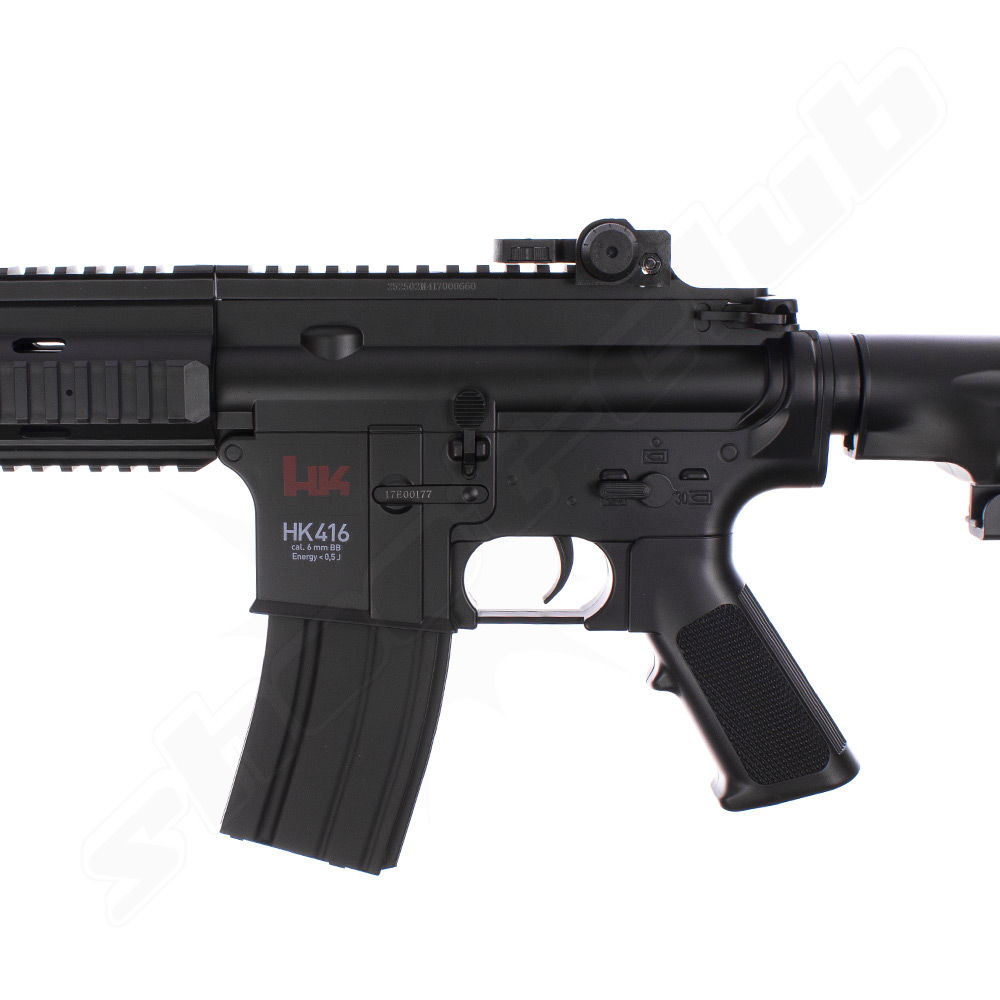 Heckler & Koch HK 416C vollauto. Softair - max. 0,5 J Bild 3