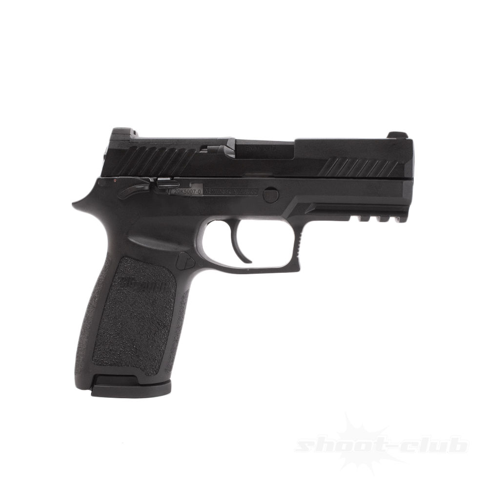 Sig Sauer ProForce P320 M18 Airsoft Pistole GBB .6mm Black Bild 2