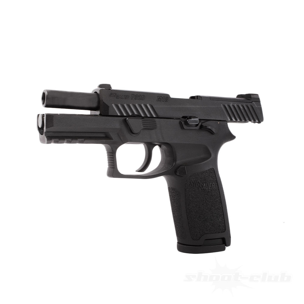 Sig Sauer ProForce P320 M18 Airsoft Pistole GBB .6mm Black Bild 3