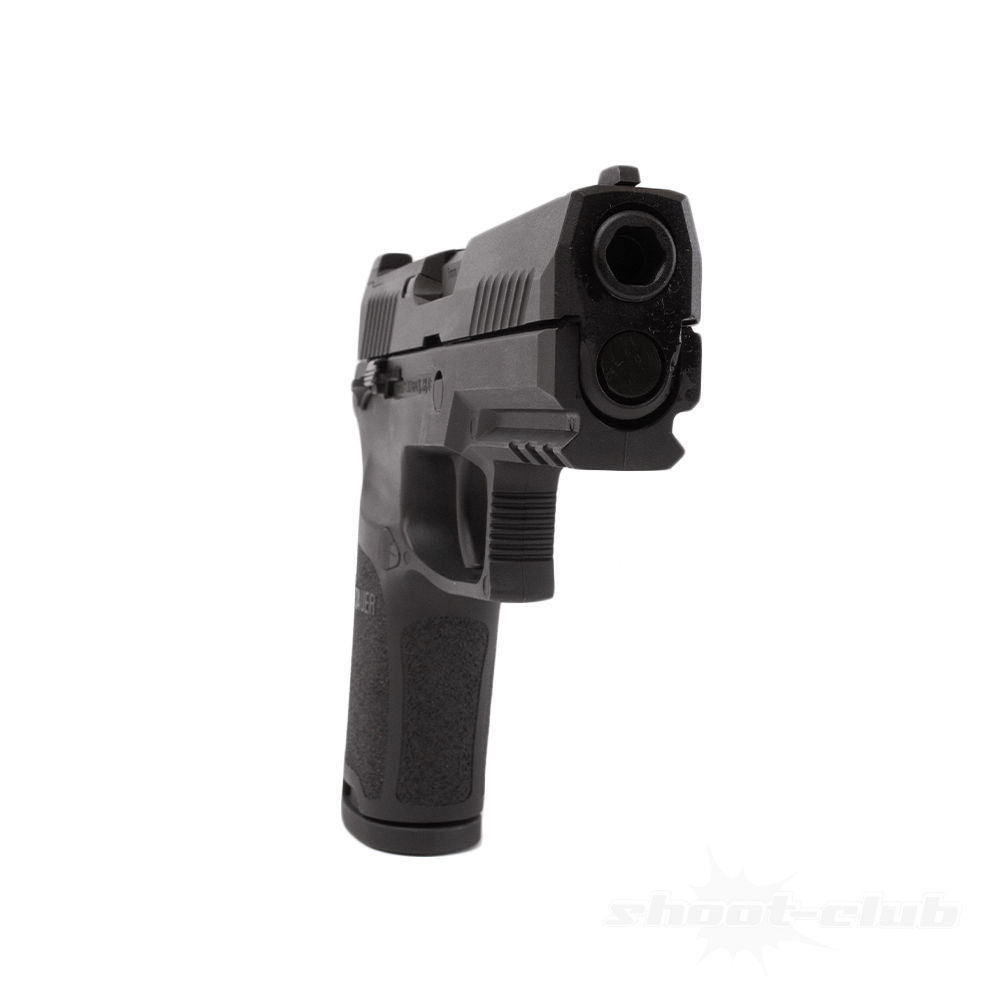 Sig Sauer ProForce P320 M18 Airsoft Pistole GBB .6mm Black Bild 4