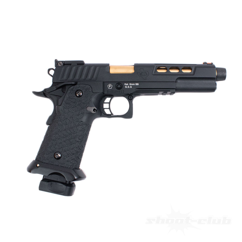 STI® DVC 3 Airsoft Pistole Blow Back 6mm BB Bild 2