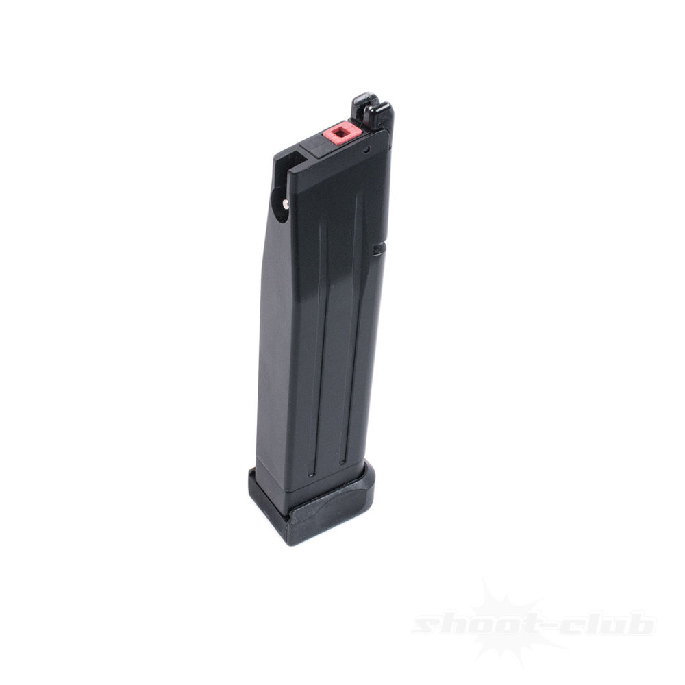 STI® DVC 3 Airsoft Pistole Blow Back 6mm BB Bild 5