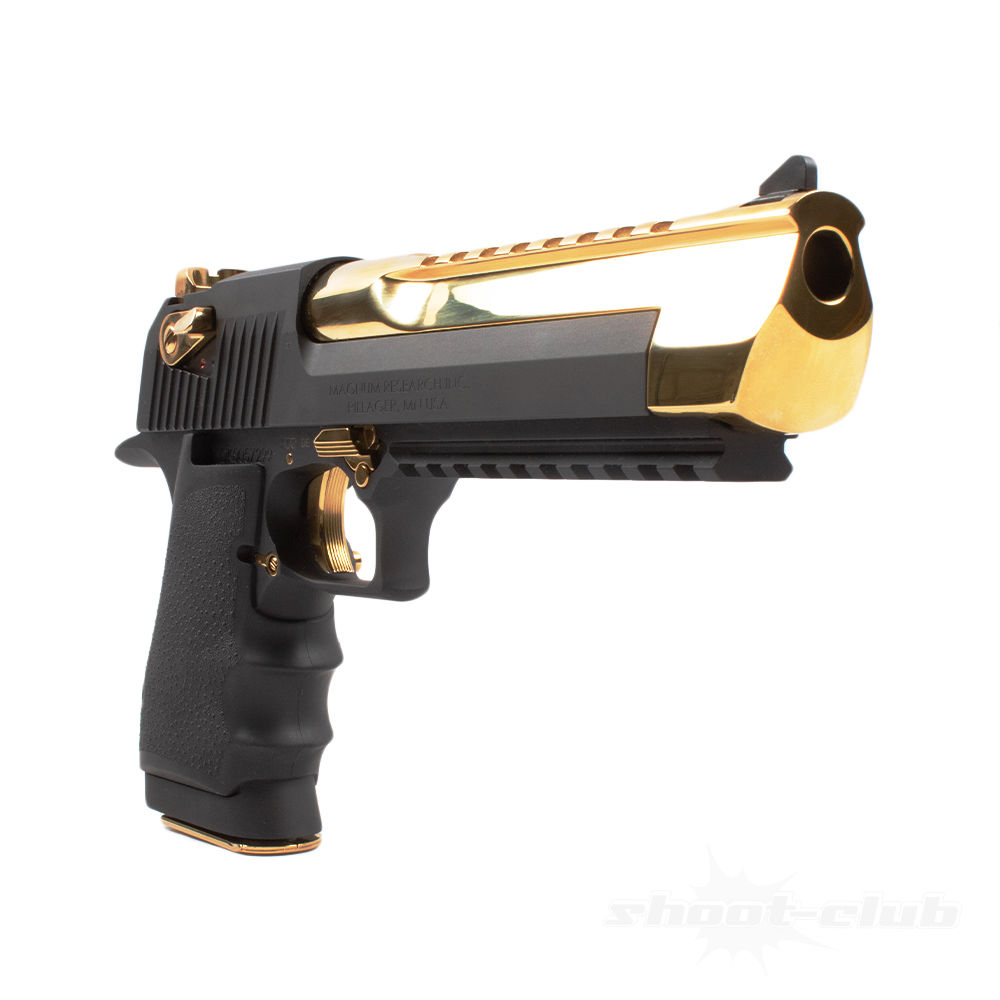 Magnum Research Desert Eagle XIX Pistole Black & Gold .50AE Lauf 6 Bild 3