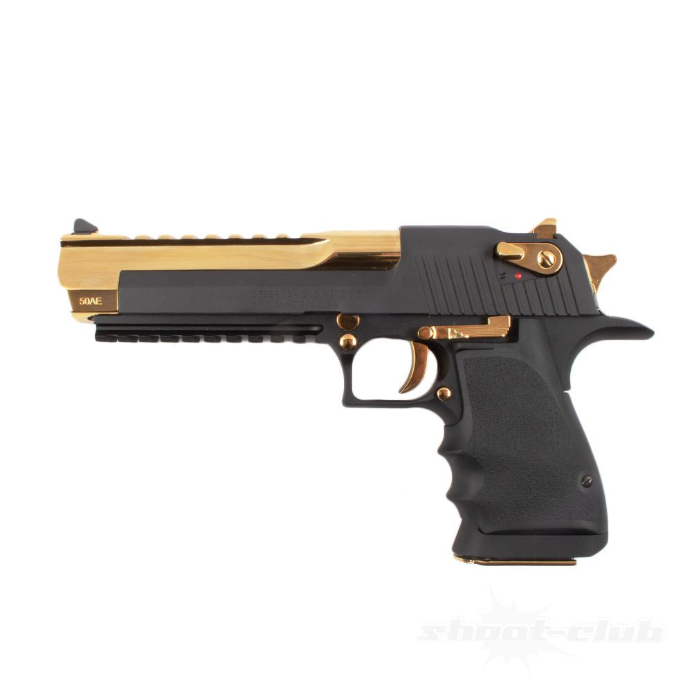Magnum Research Desert Eagle XIX Pistole Black & Gold .50AE Lauf 6 Bild 5