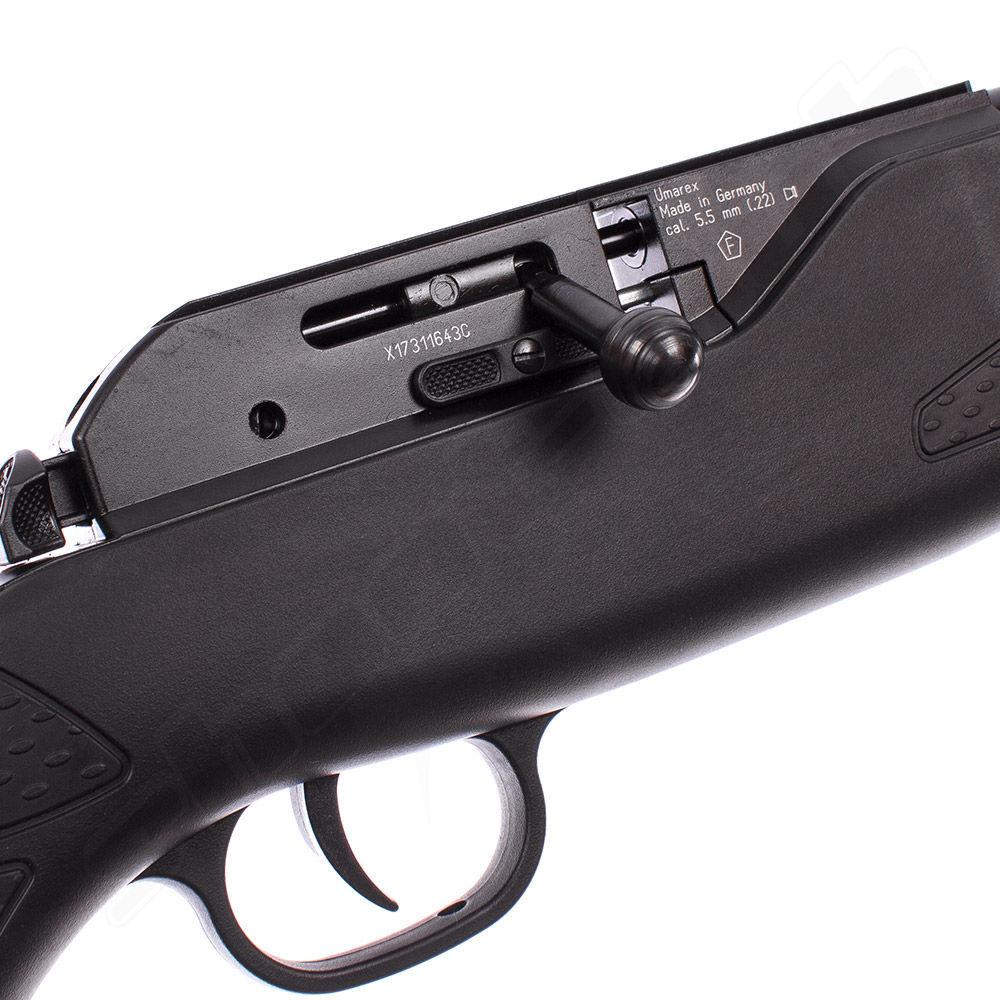 Hämmerli 850 AirMagnum CO2 Gewehr 5,5mm mit 2 Magazinen