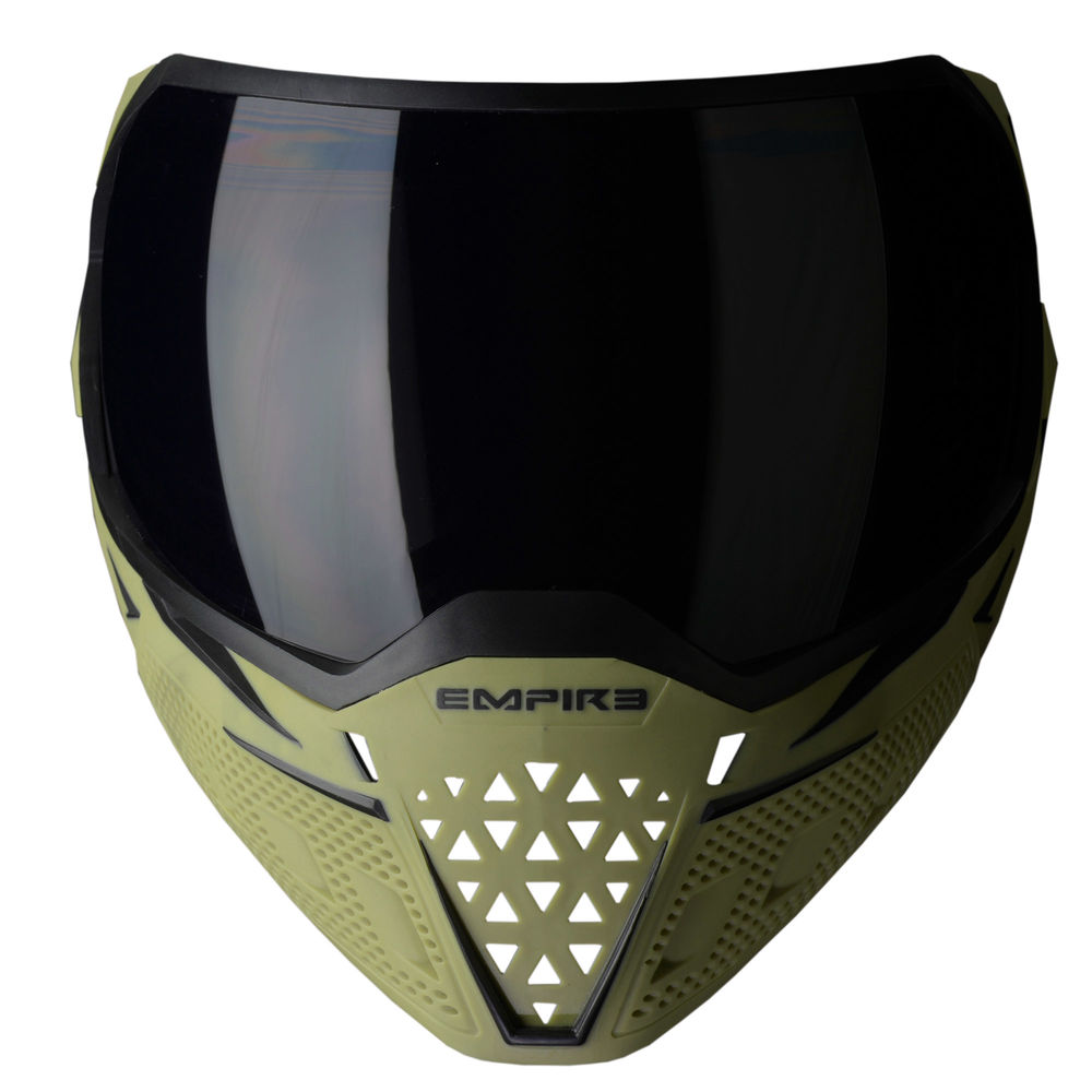 Empire EVS Thermal Maske f. Paintball/Airsoft+Thermalglas Clear-Olive/Black Bild 3
