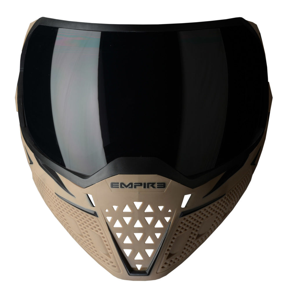 Empire EVS Thermal Maske f. Paintball/Airsoft+Thermalglas Clear-Tan/Black Bild 3