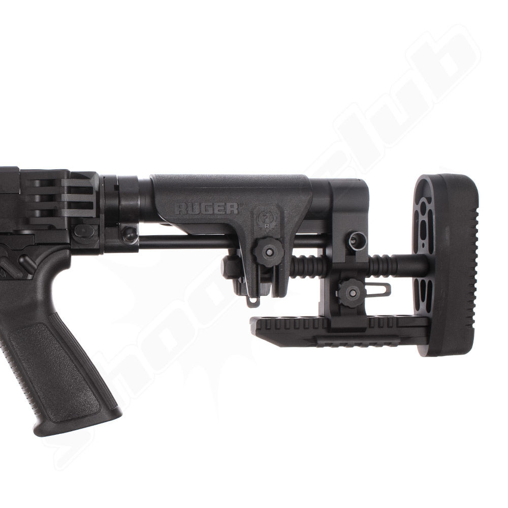 Ruger Precision Rifle - Repetierbüchse 6,5mm Creedmore Bild 3