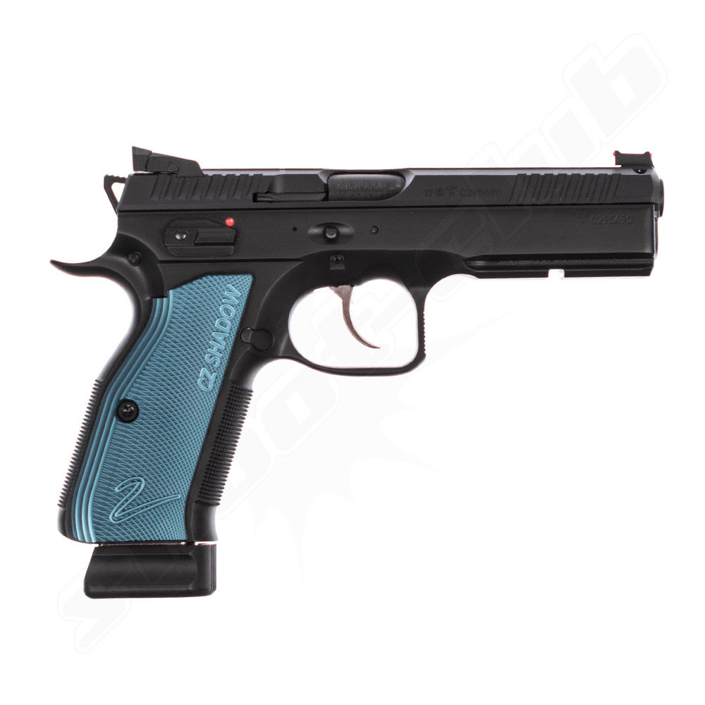 CZ Shadow 2 Poly - 9mm Luger Bild 2