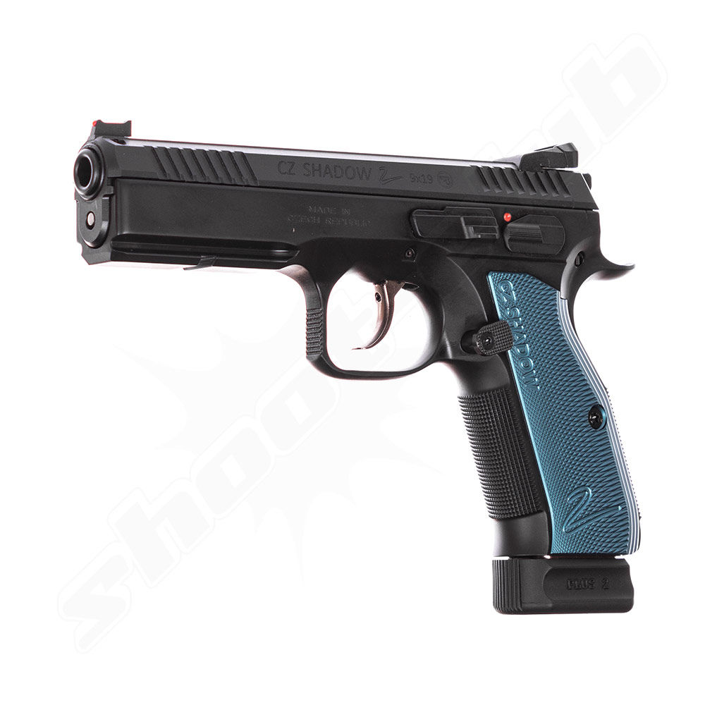 CZ Shadow 2 Poly - 9mm Luger Bild 3