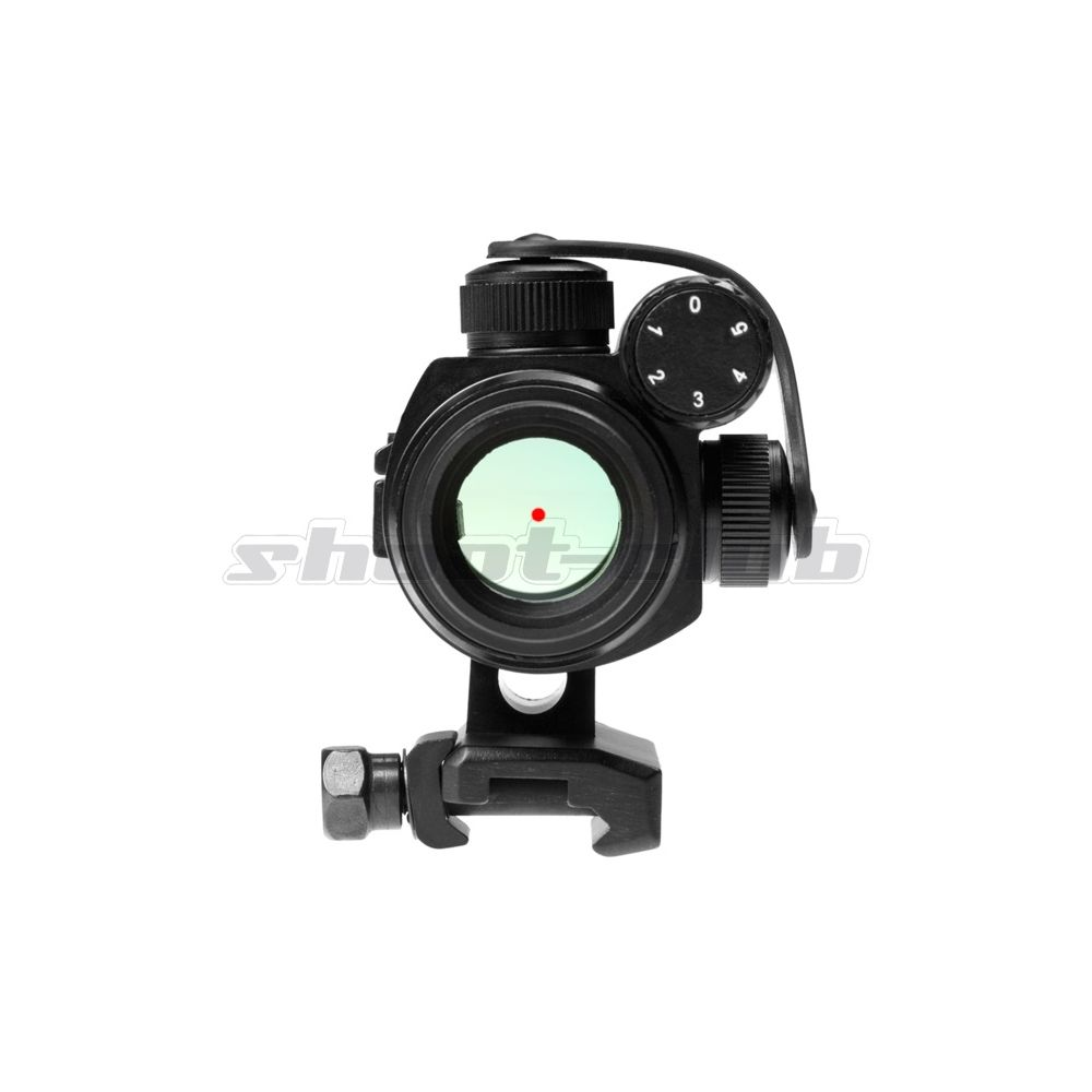 AIM-O M2 Airsoft Red Dot Sight inkl. Cantilever Mount - Black Bild 3