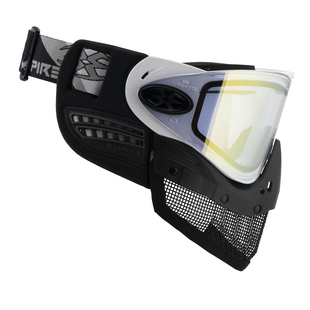 Empire E-Mesh - Mirror White Thermalmaske Airsoft / Paintball Bild 3