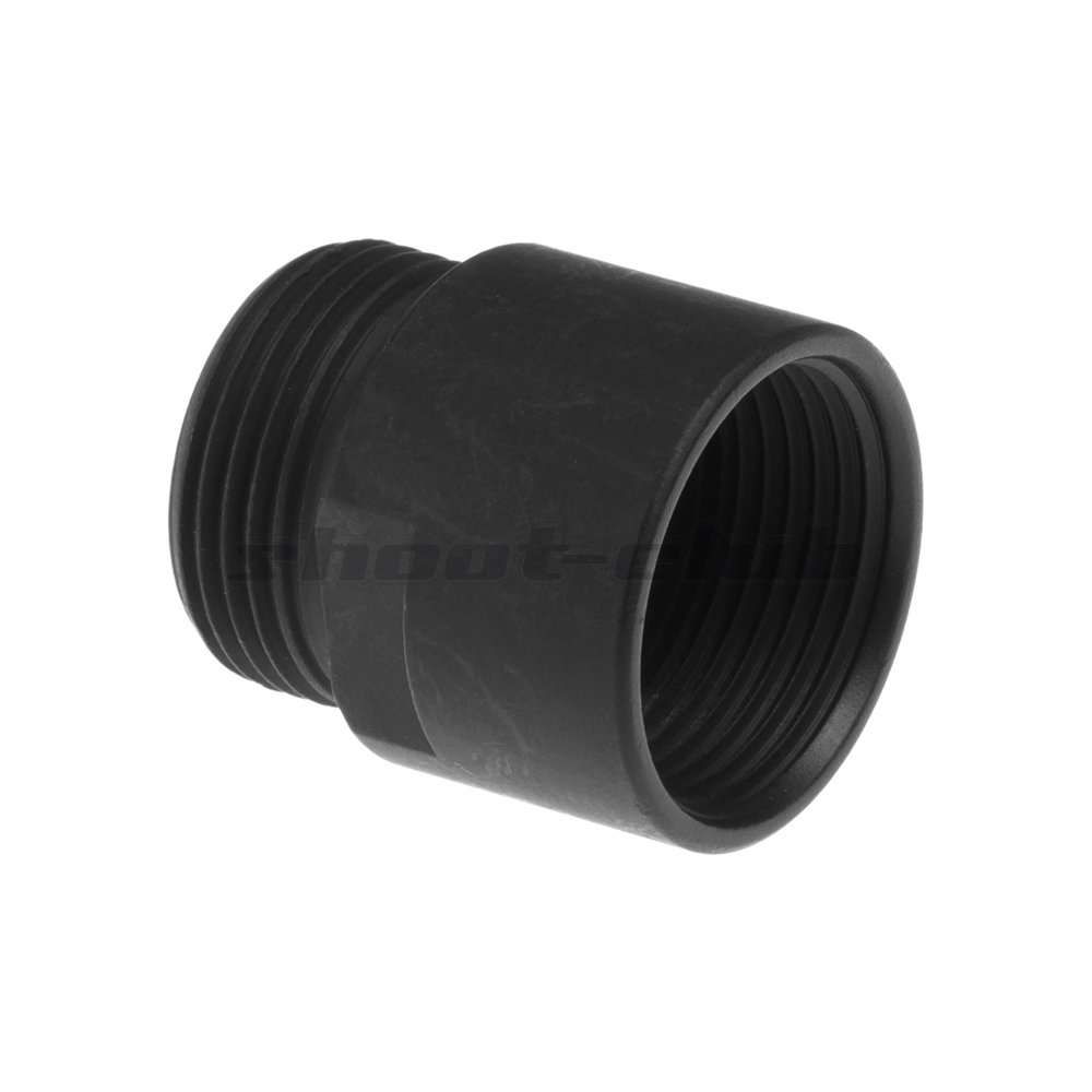 Amoeba Striker Silencer Adapter 23 CW to 23 mm CW Black Bild 2