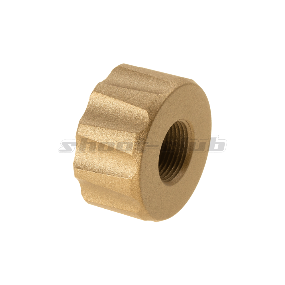 G&G Battle Owl Tracer Unit 14mm CCW Adapter - TAN Bild 2