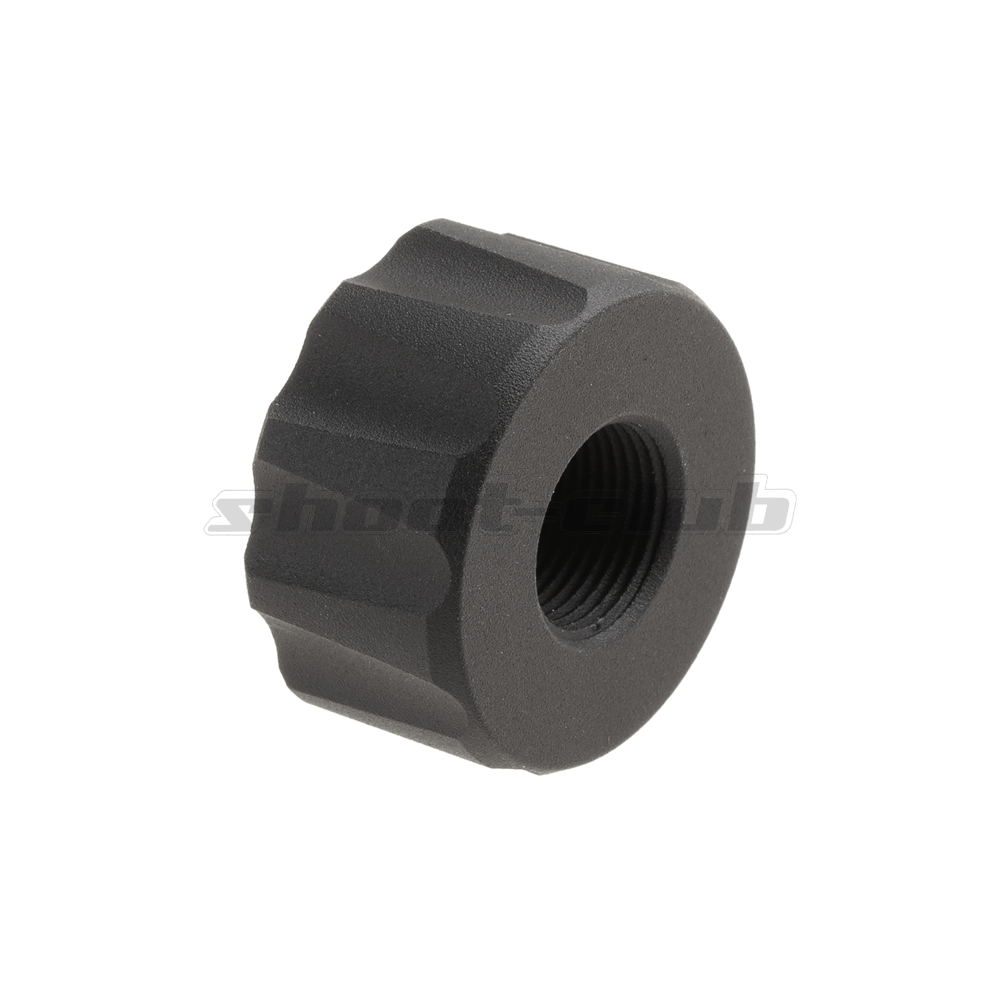 G&G Battle Owl Tracer Unit 14mm CCW Adapter - Black Bild 2