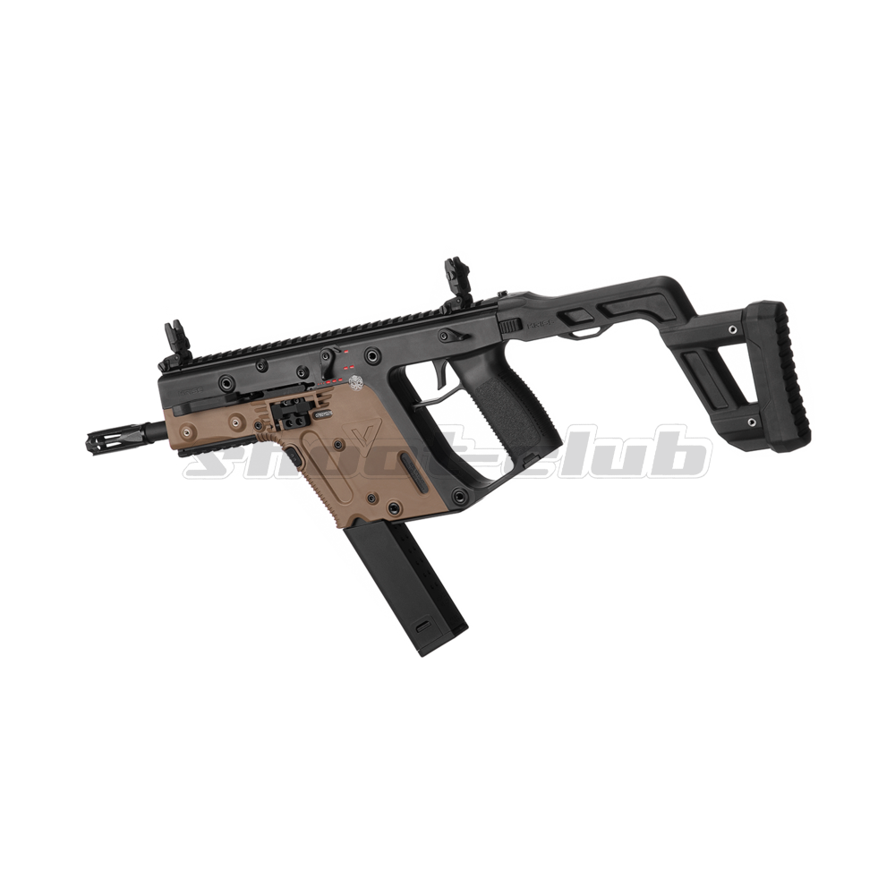 Krytac Kriss Vector SMG AEG 0,5J  6mm  ab14 - Dual Color Bild 2