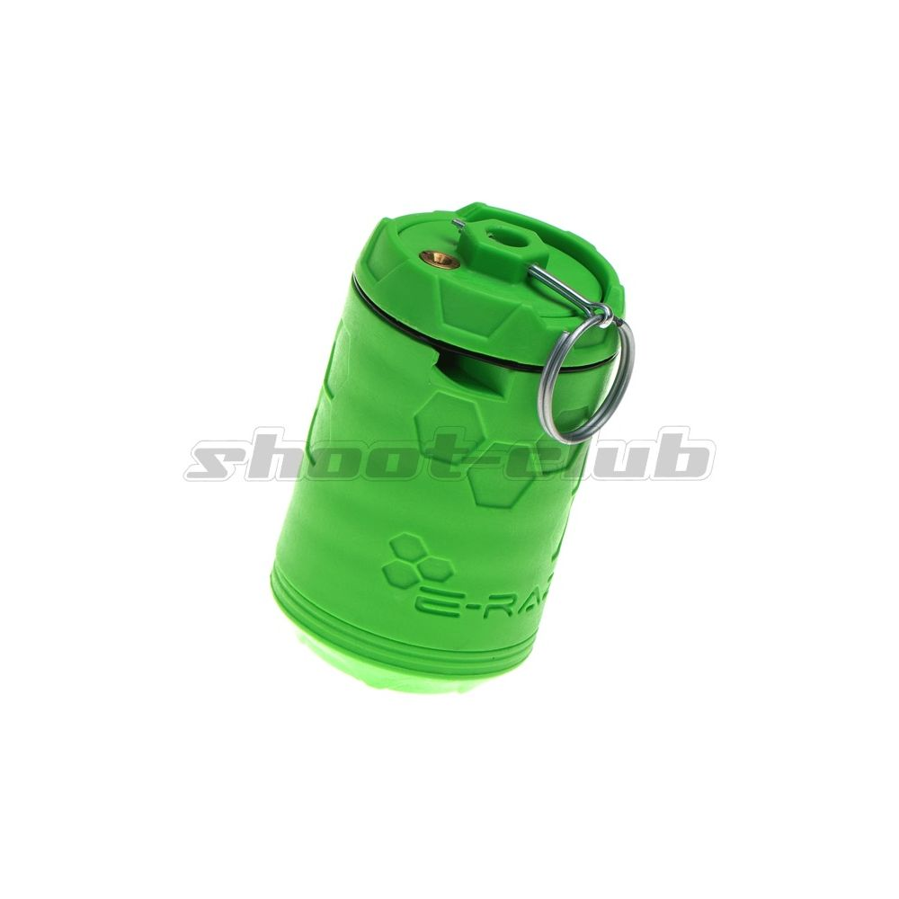 Z-Parts E-RAZ Impact Grenade - Gas Airsoft Granate - Anise Green Bild 2