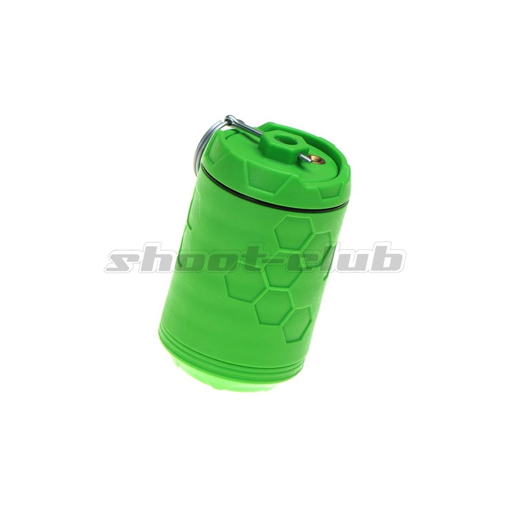 Z-Parts E-RAZ Impact Grenade - Gas Airsoft Granate - Anise Green Bild 3