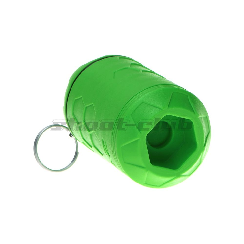 Z-Parts E-RAZ Impact Grenade - Gas Airsoft Granate - Anise Green Bild 4