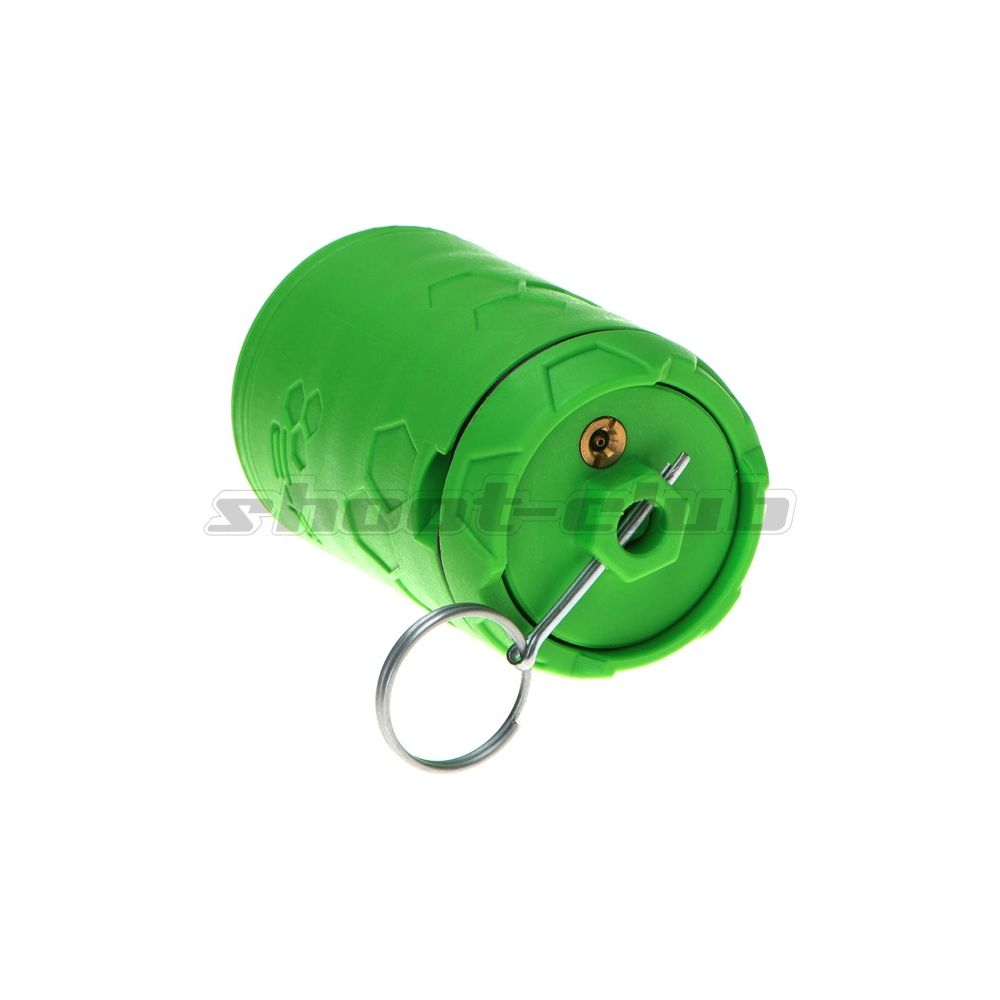 Z-Parts E-RAZ Impact Grenade - Gas Airsoft Granate - Anise Green Bild 5