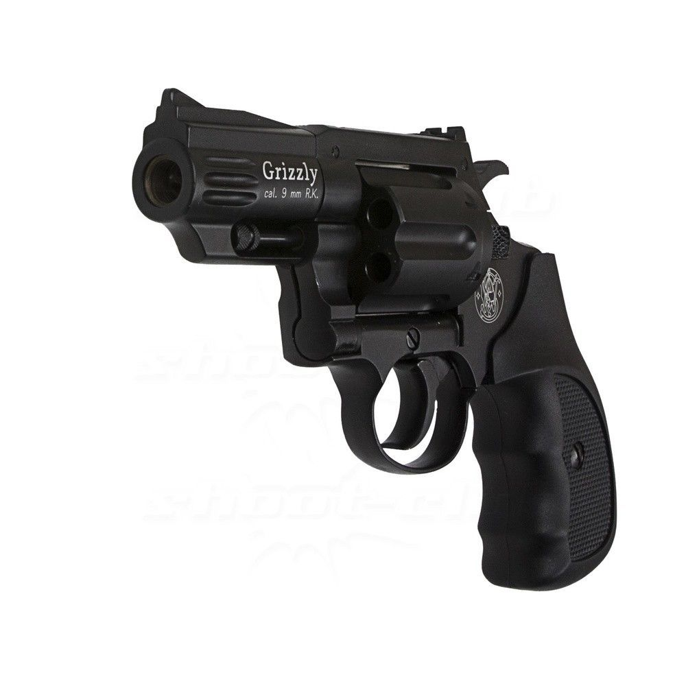 Smith & Wesson Grizzly Revolver 9mm R.K. mit Platzpatronen Bild 4