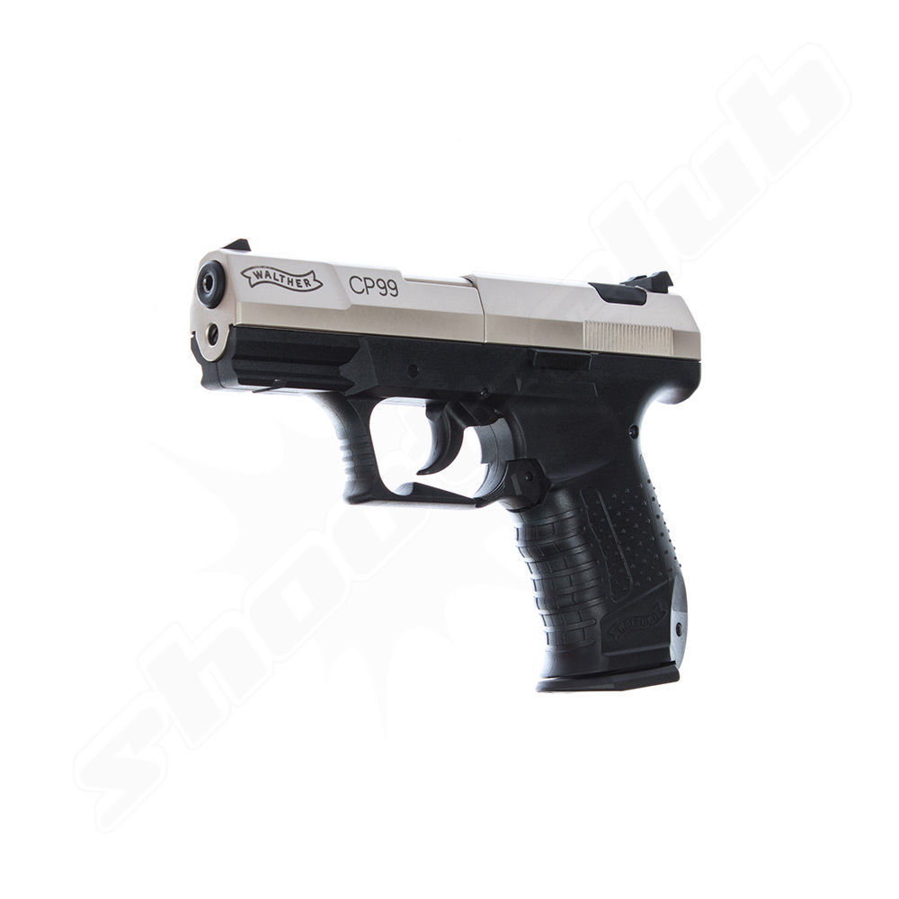 Walther CP99 bicolor CO2 Pistole - 4,5 mm Diabolos Bild 3