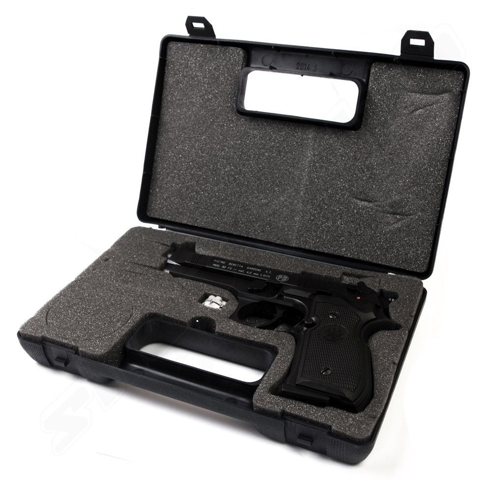 Beretta M 92 FS CO2 Pistole 4,5 mm - 3,5 J Bild 4