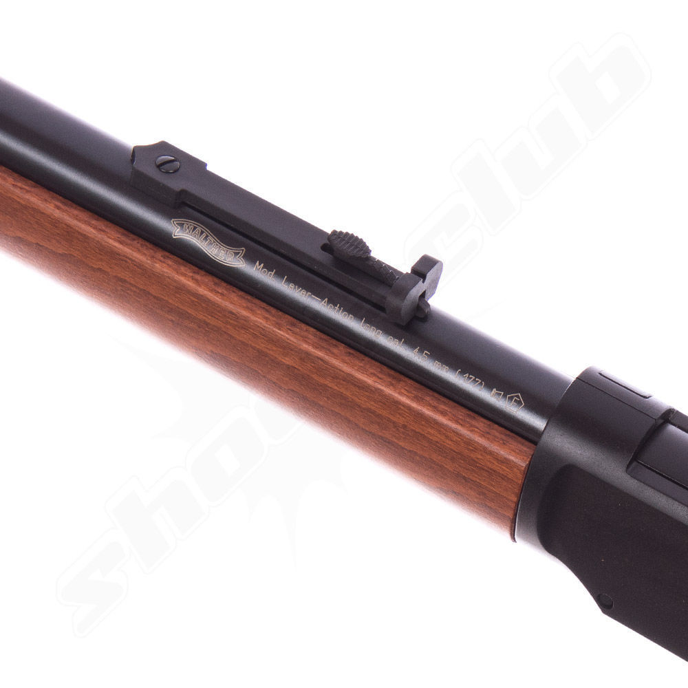 Walther Lever Action CO2 Gewehr 4,5mm Diabolos - max. 7,5 Joule Bild 4