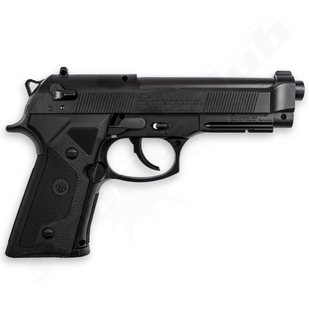 Beretta Elite II CO2 Airgun Kal. 4,5mm 2,5 Joule Bild 2