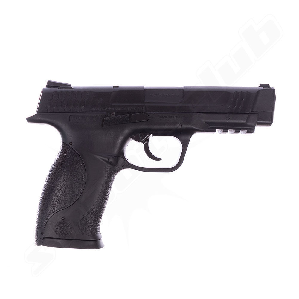 Smith & Wesson M&P 45 4,5 mm Diabolos - schwarz Bild 2