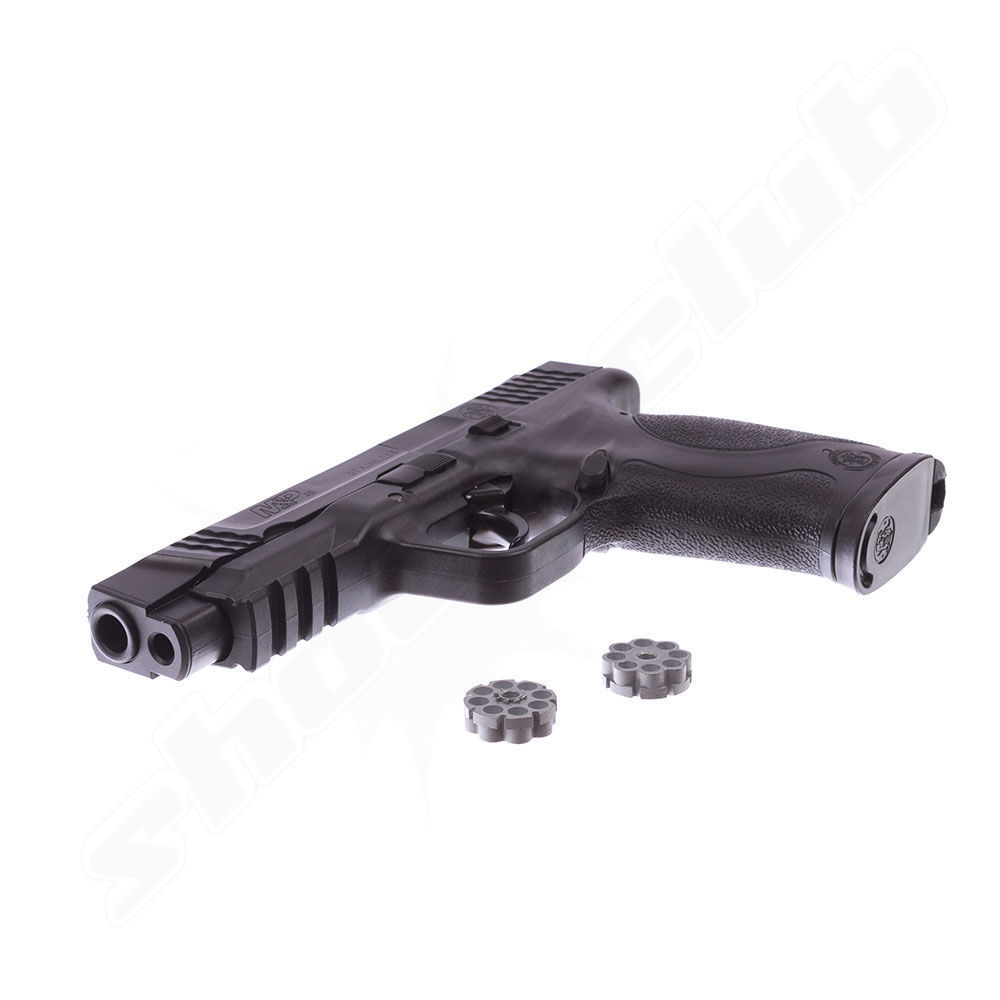 Smith & Wesson M&P 45 4,5 mm Diabolos - schwarz Bild 3