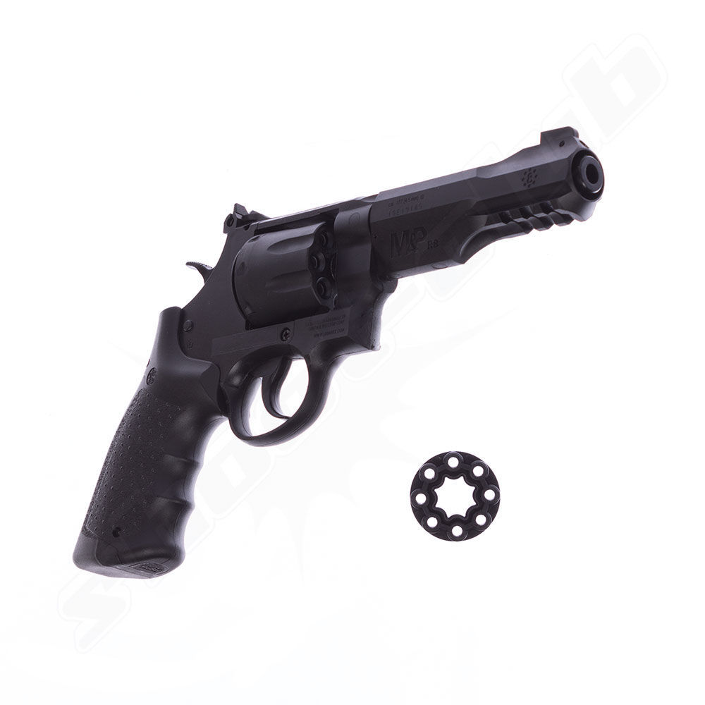 Smith & Wesson M&P R8, Co2 Revolver, Kal. 4,5 mm (.177) BB Bild 3
