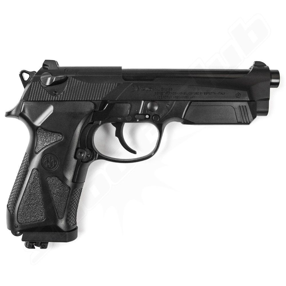 Beretta 90 TWO Softair Pistole CO2 NBB Metall Schlitten 6 mm 2 Joule Bild 2