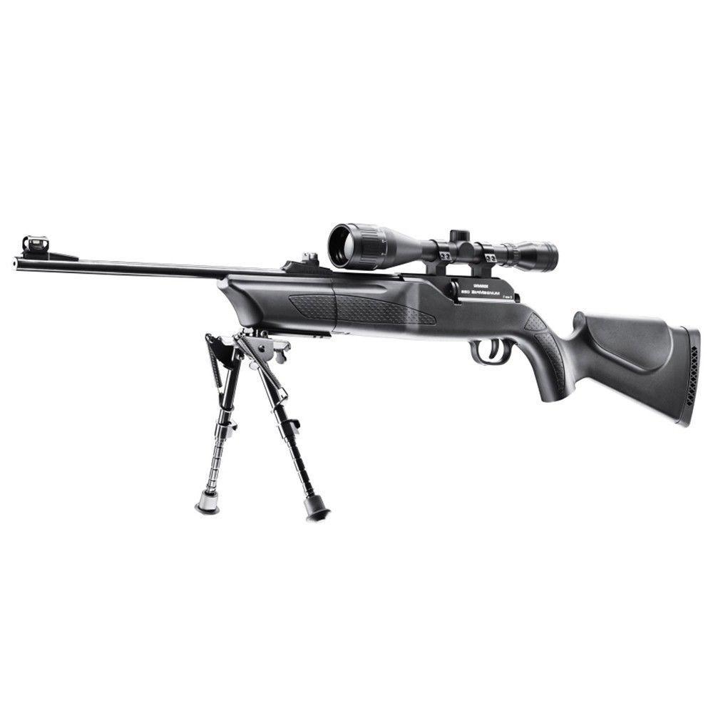 Hämmerli 850 AirMagnum XT 4,5mm CO2-Gewehr - Set