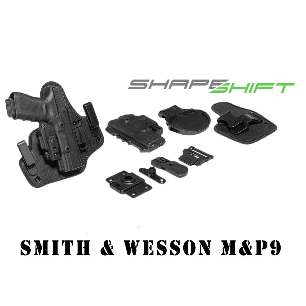 Aliengear Shapeshift S&W M&P9 4,25 Zoll Rechts
