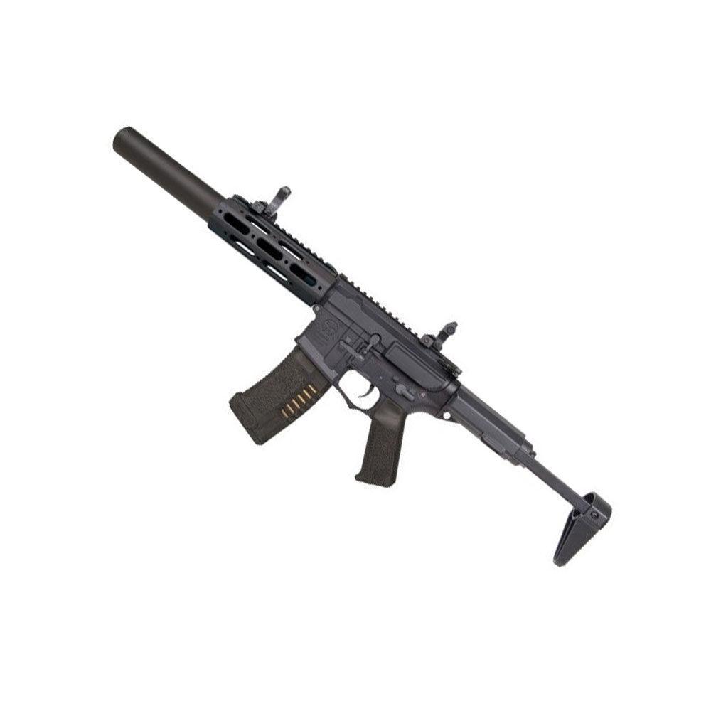 Amoeba M4 014 EFCS - S-AEG Softairgewehr 6mm schwarz
