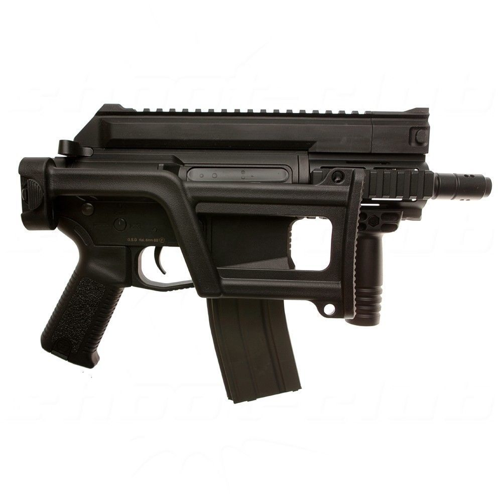 Amoeba M4 CCR Tactical Pistol AM001 S-AEG Softair - 1J