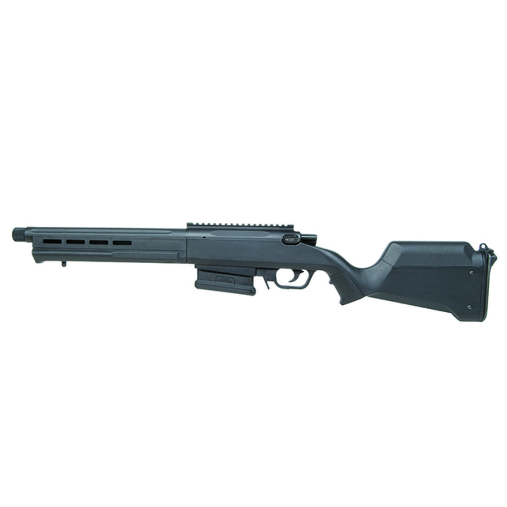 Amoeba Striker AS02 Airsoft Spring Sniper ab 18 - Black