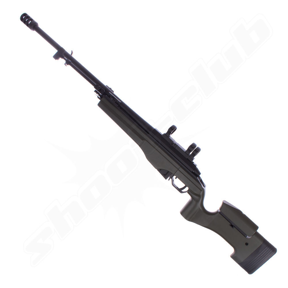 Ares MSR 009 Sniper Softair Gas Gewehr 6mm OD-Green
