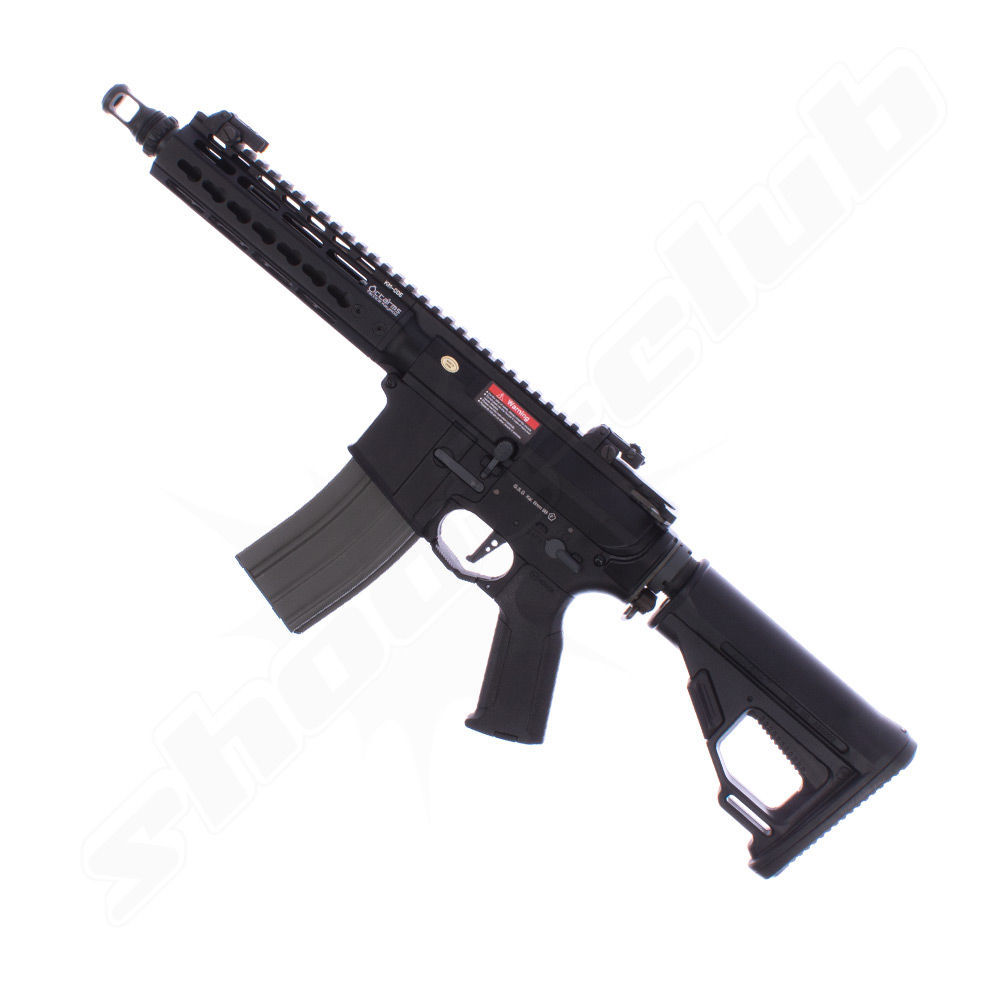 Ares Octa²rms (Octaarms) X Amoeba Pro KM07 S-AEG Airsoft Gewehr mit EFCS ab18 - Black