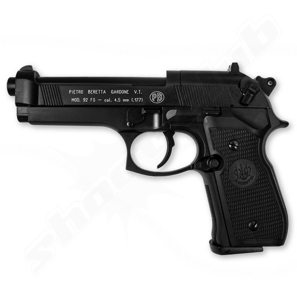 Beretta M 92 FS CO2 Pistole 4,5 mm - 3,5 J