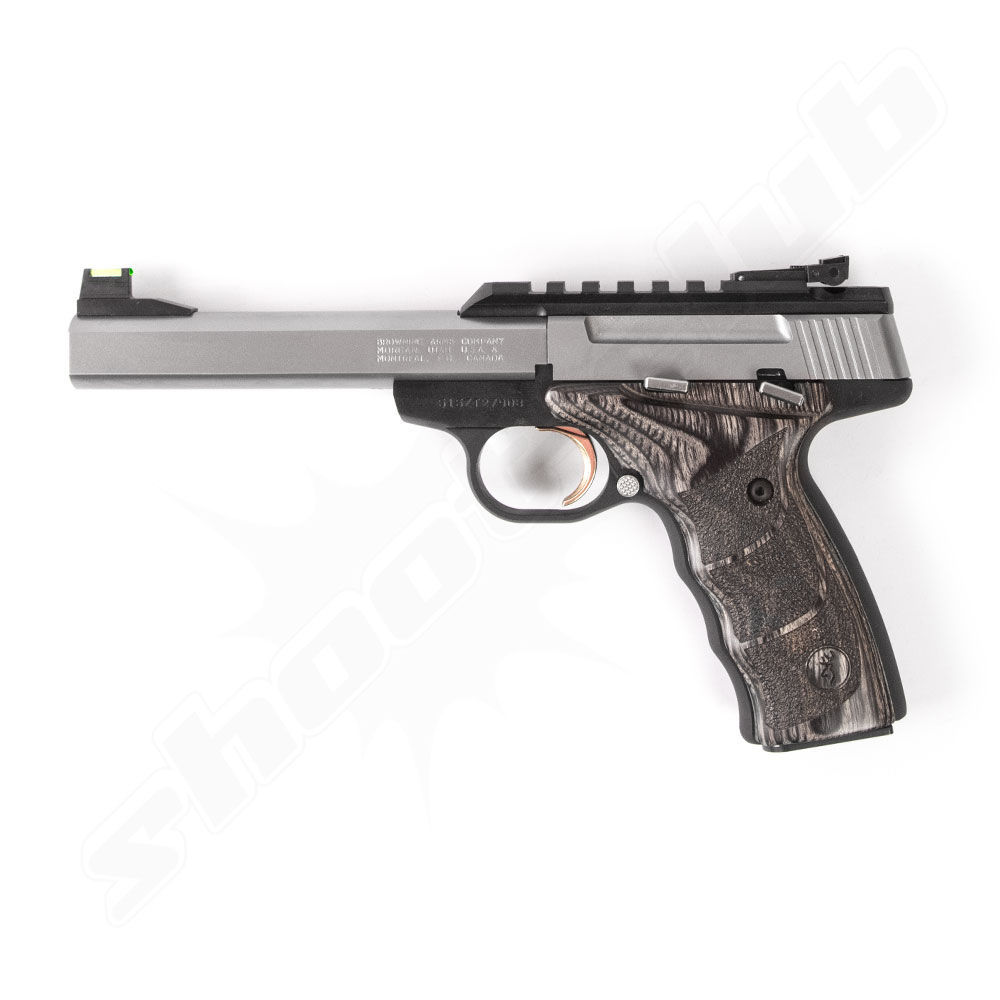 Browning Buck Mark Stainless UDX - Sportpistole .22lr
