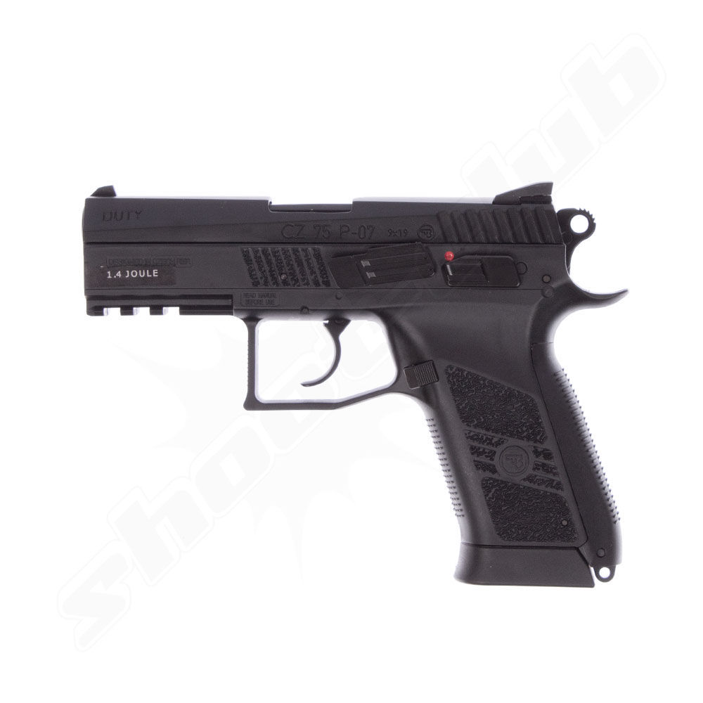CO² Airsoftpistole ASG CZ 75 P-07 Duty / 6 mm BB