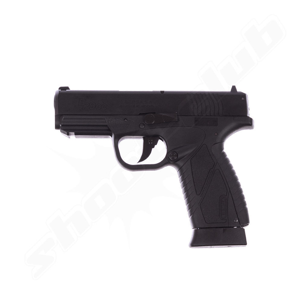 CO2 Pistole Bersa BP9CC -4,5mm BB / BlowBack