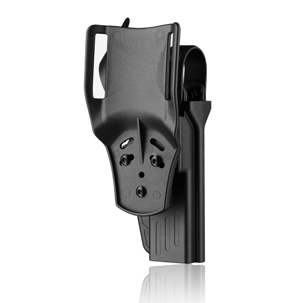 Cytac Duty Holster Level III für Glock 17 Gen 4 & Gen 5 Links Bild 2